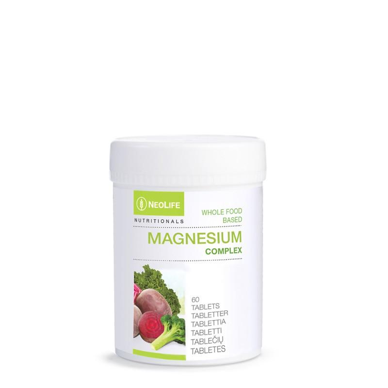 """Magnesium Complex - """"NeoLife"""" magnio mitybos papildas (60 tablečių)"""