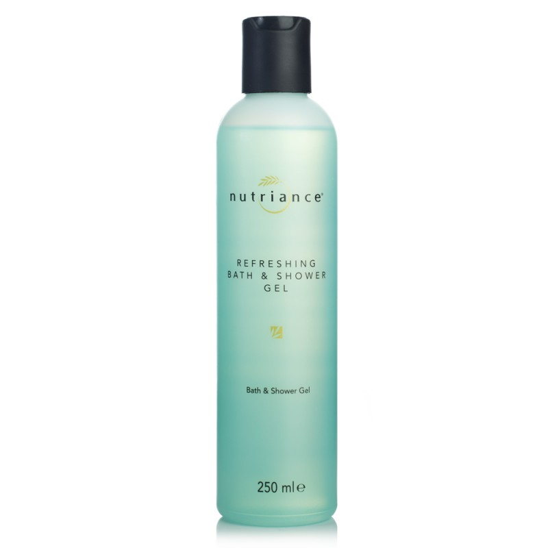 "Refreshing Bath & Shower Gel - ""Nutriance"" dušo gelis (250 ml.)"